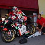 Lo stage al team(C)RMU Moto
